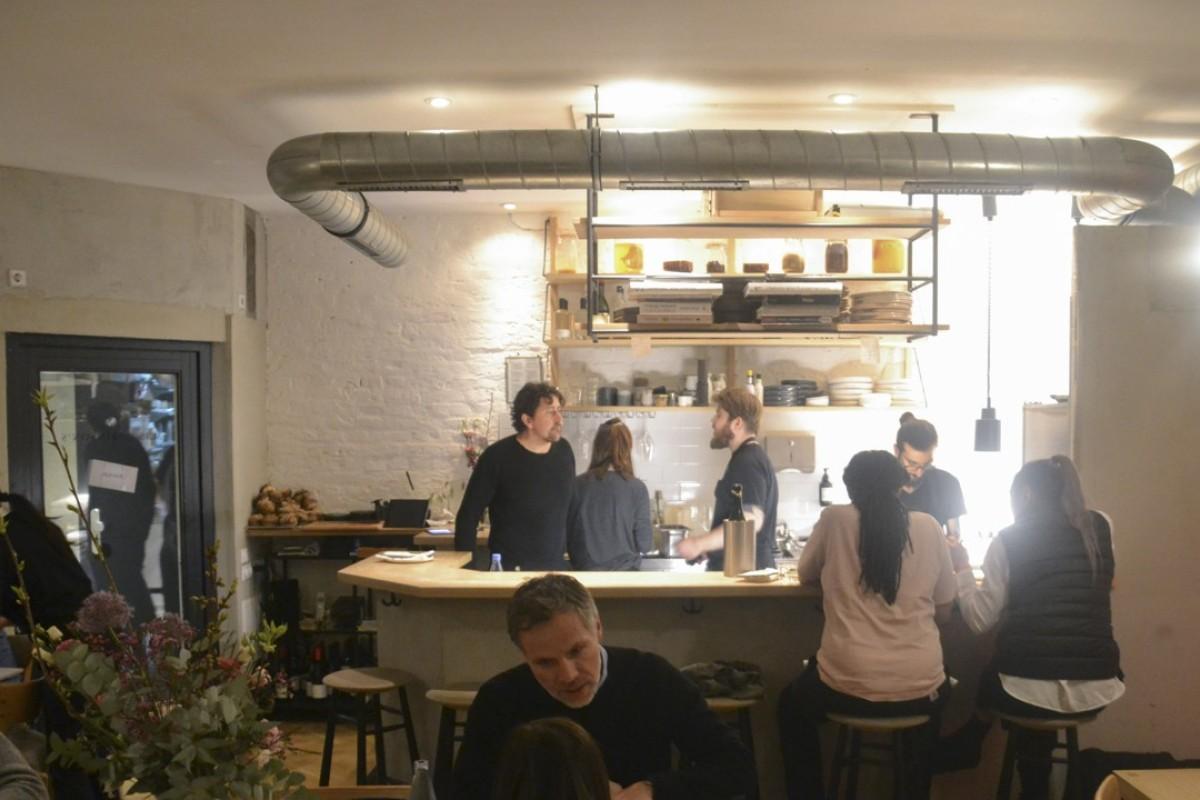 Three trending Berlin restaurants give dining in the German