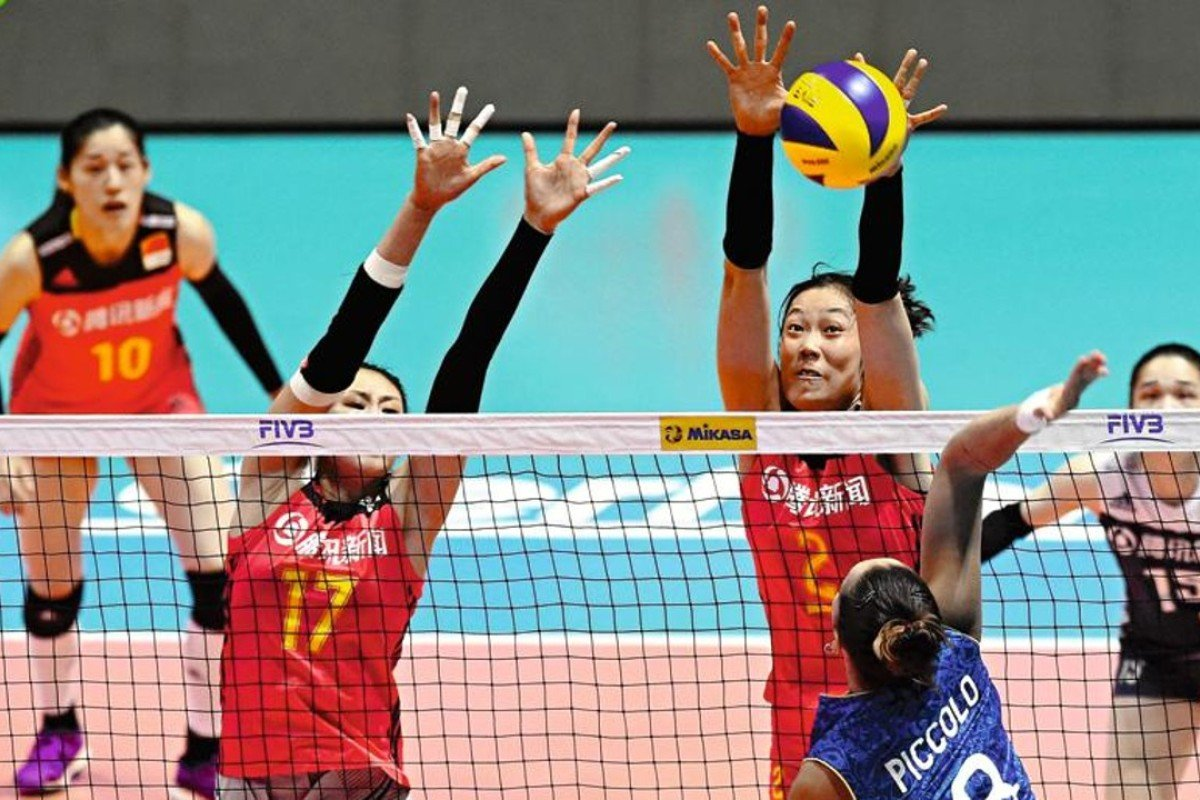 Are China S Women S Volleyball Team The Country S Most Fun Export Hong Kong Is Certainly In Love With Them South China Morning Post