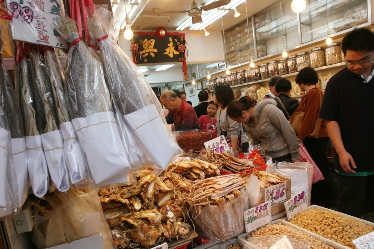 Is Hong Kong's HK$2 billion love of the dried seafood fish