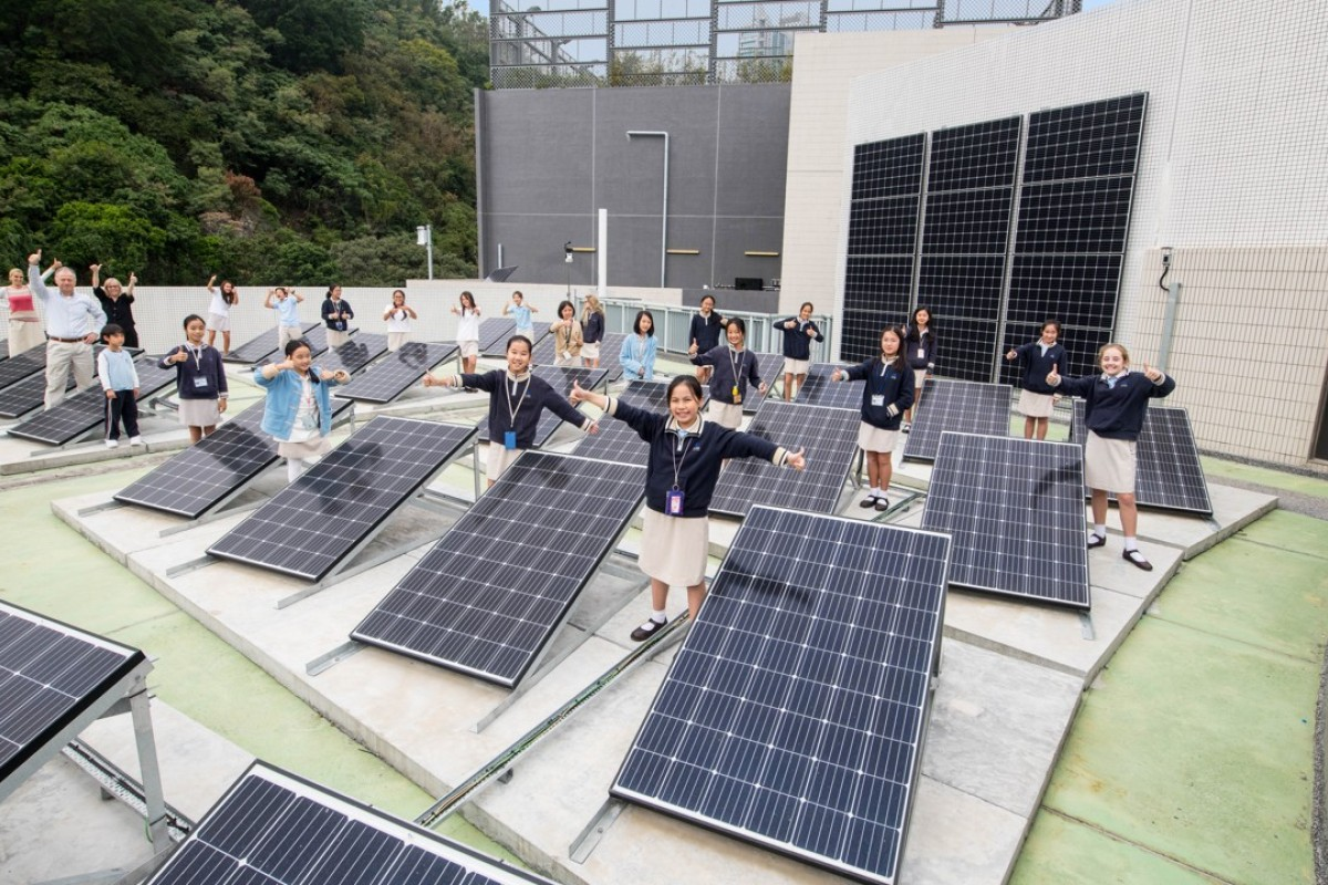 How two green schools in Hong Kong are teaching
