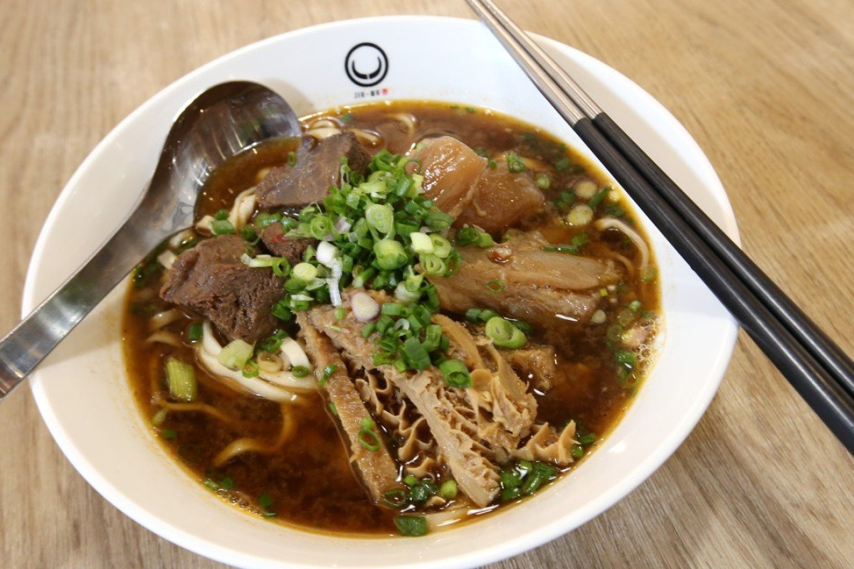 Best places to eat Taiwanese beef noodle soup in Hong Kong
