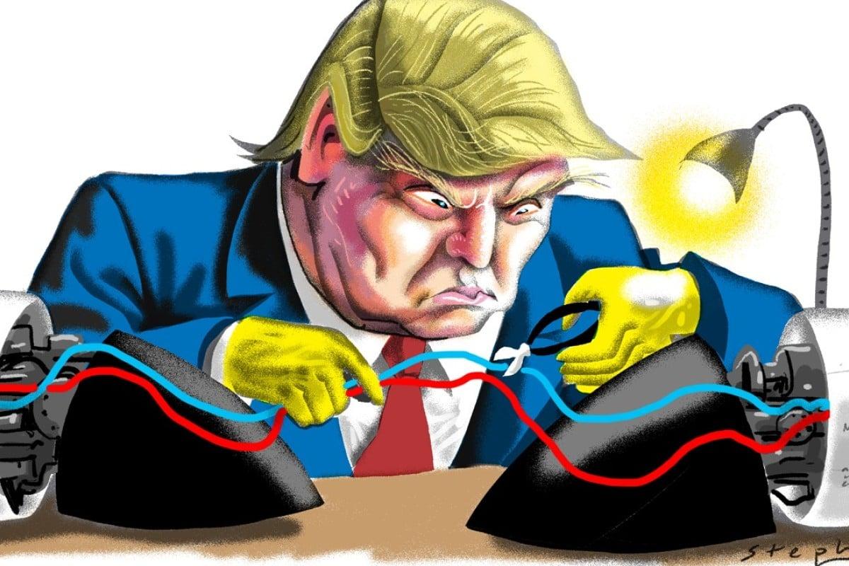 Американский подход к переговорам: Мы требуем, а вы выполняйте