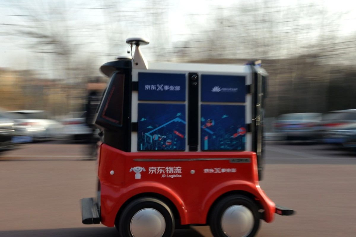 China's Alibaba and JD com invest billions in drones and