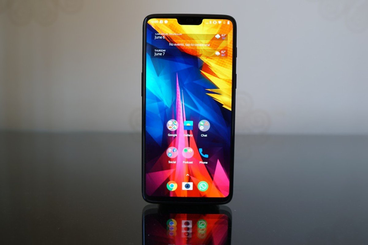 OnePlus 6 review: powerhouse unit a match for top phones on