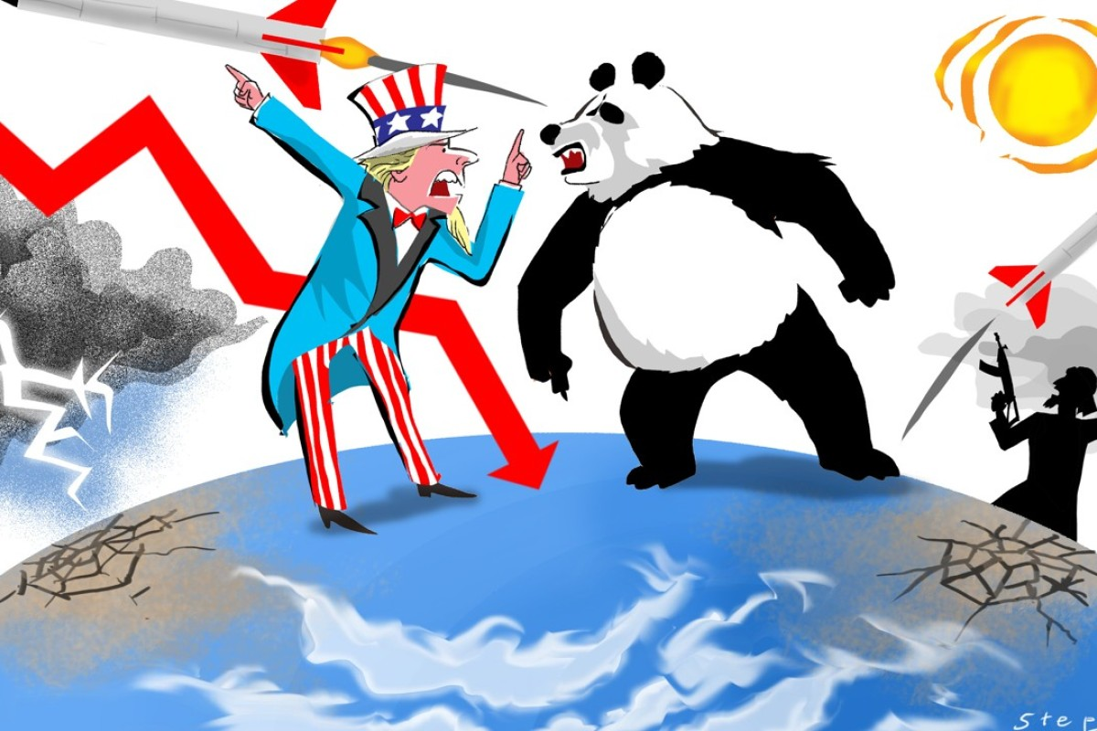As US-China strategic rivalry heats up, don't forget the