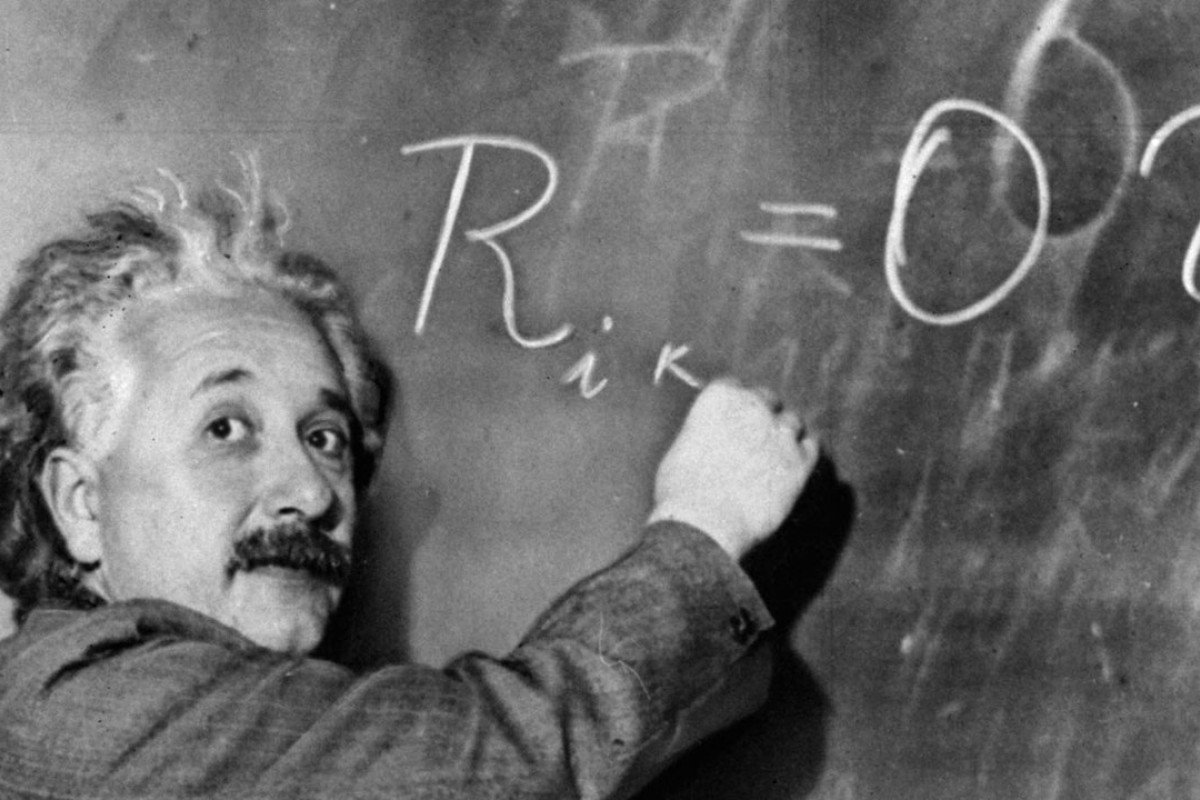 Einstein's travel diaries reveal racist views of Chinese