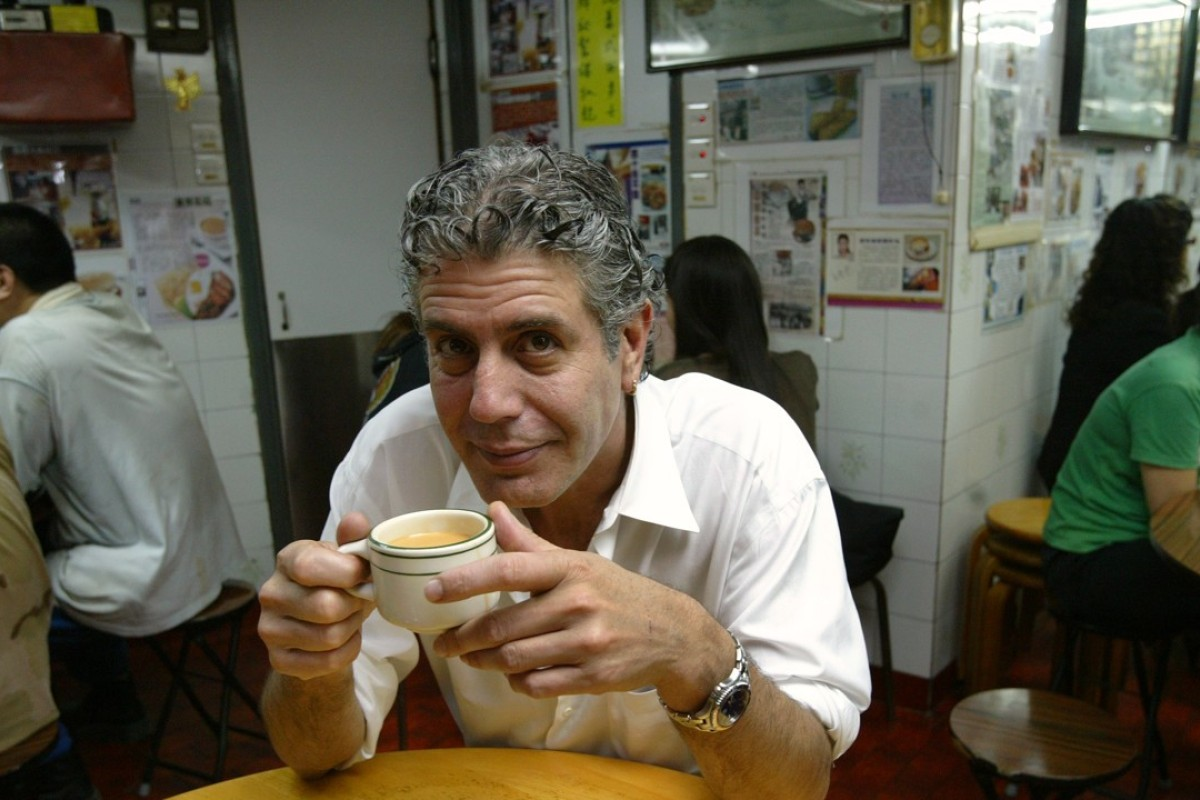 Anthony Bourdain – a tribute to a traveller, storyteller, foodie and