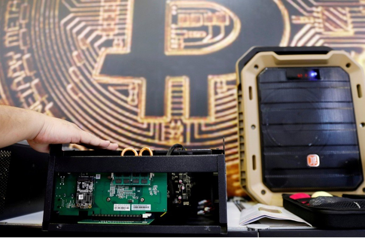 Bitcoin collapse continues, down 70 per cent from high, as