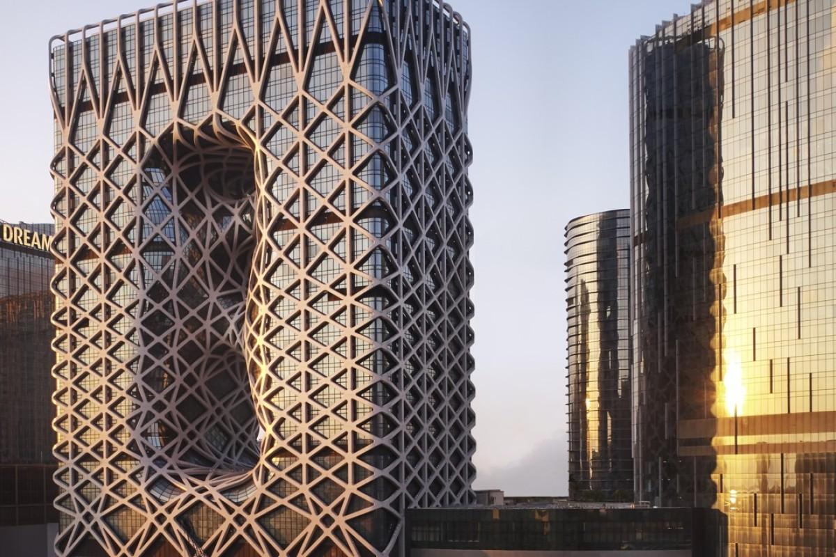 How the Zaha Hadid-designed Morpheus hotel in Macau found solutions