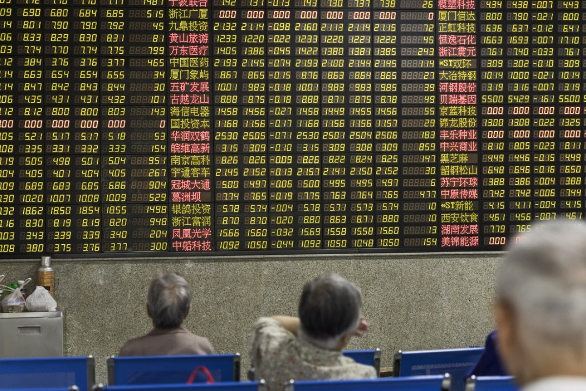What rebound? China's huge number of oversold stocks signals equity