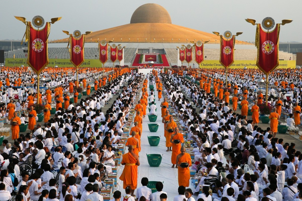 Thailand's monks run amok, but will junta's crackdown answer its