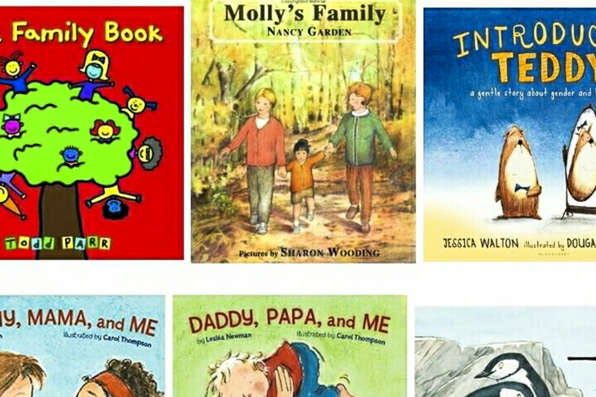Libraries' decision to hide children's books with LGBT content