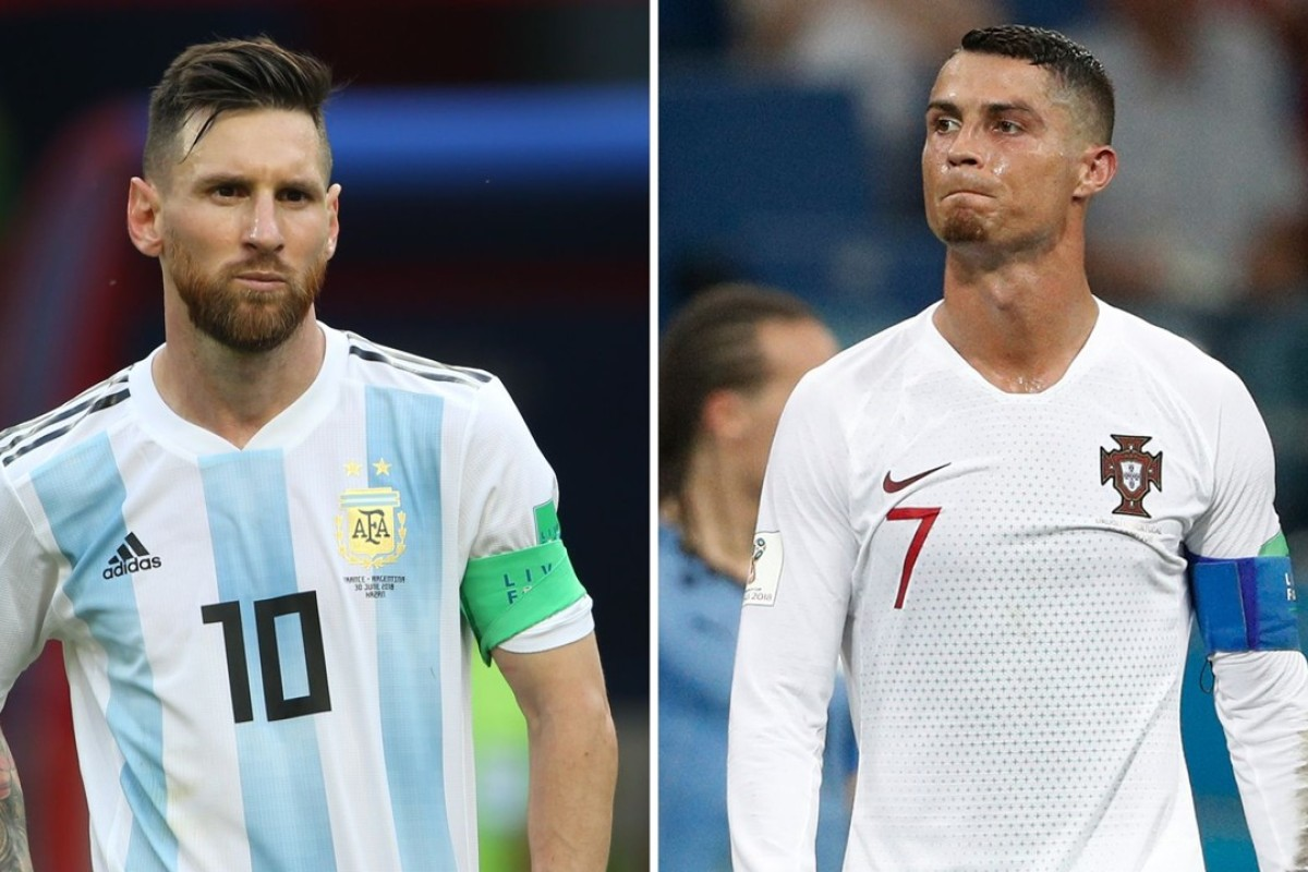 the latest 20e05 80290 Fifa World Cup: Lionel Messi and Cristiano Ronaldo exits ...