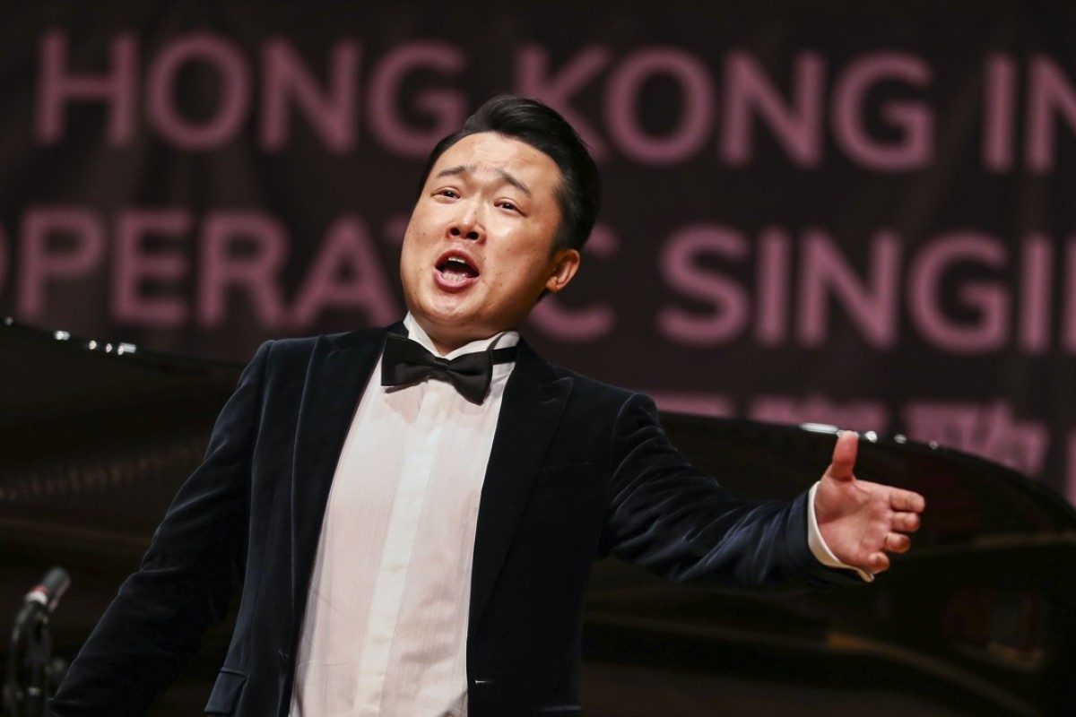Young opera singers from Asia poised to overtake European