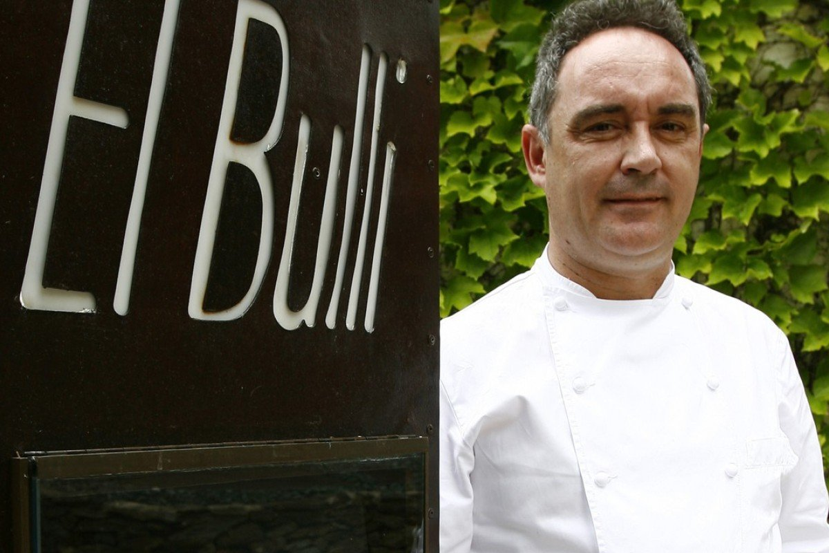 Why Ferran Adria, world's top chef, won't go back to the