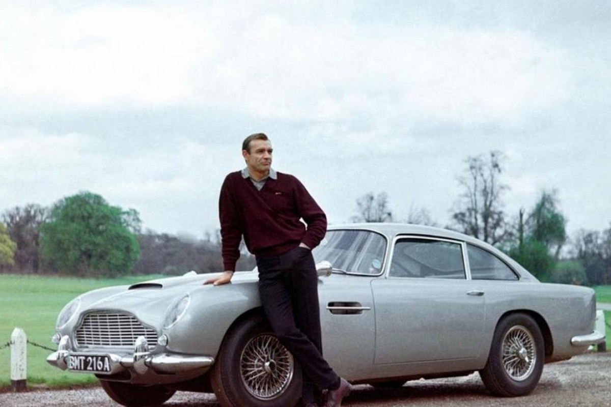 Classic Car Detectives Close In On James Bond S Long Lost Aston Martin Db5 South China Morning Post