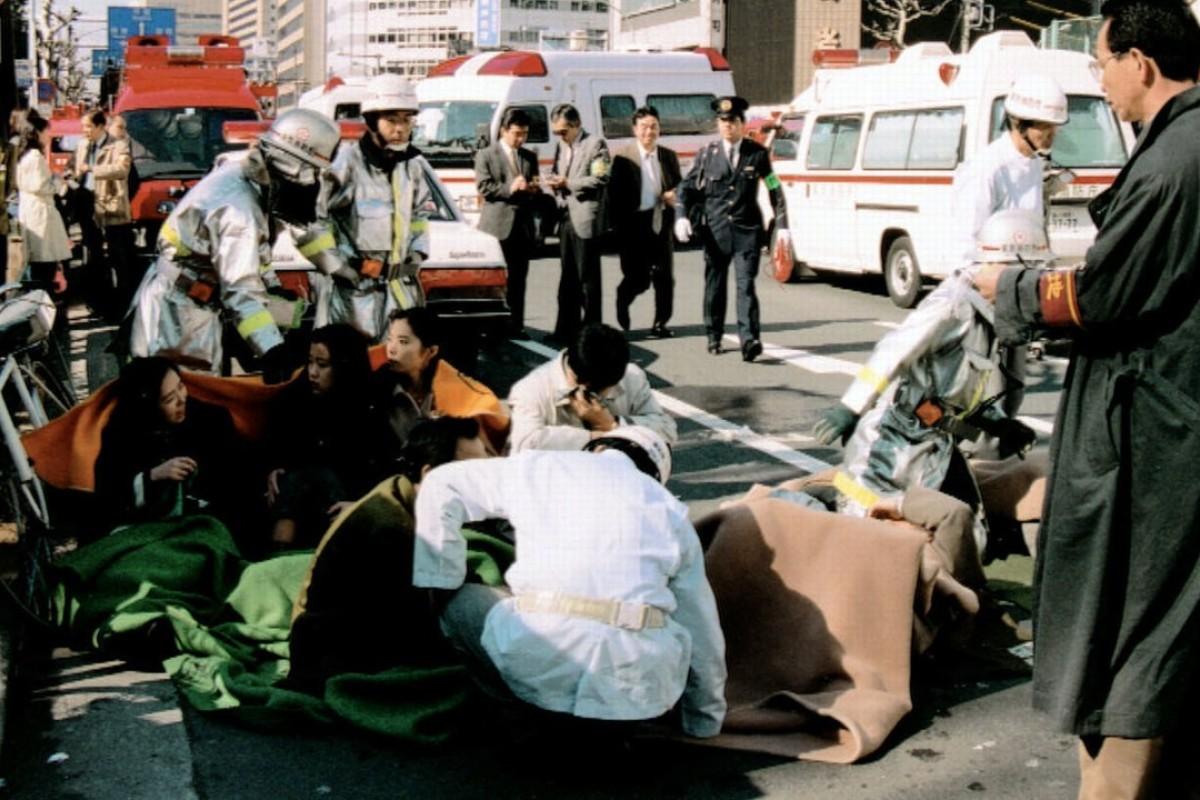 New York City Subway Map March 1997.Shoko Asahara My Memories Of How Tokyo Subway Sarin Attack Spread