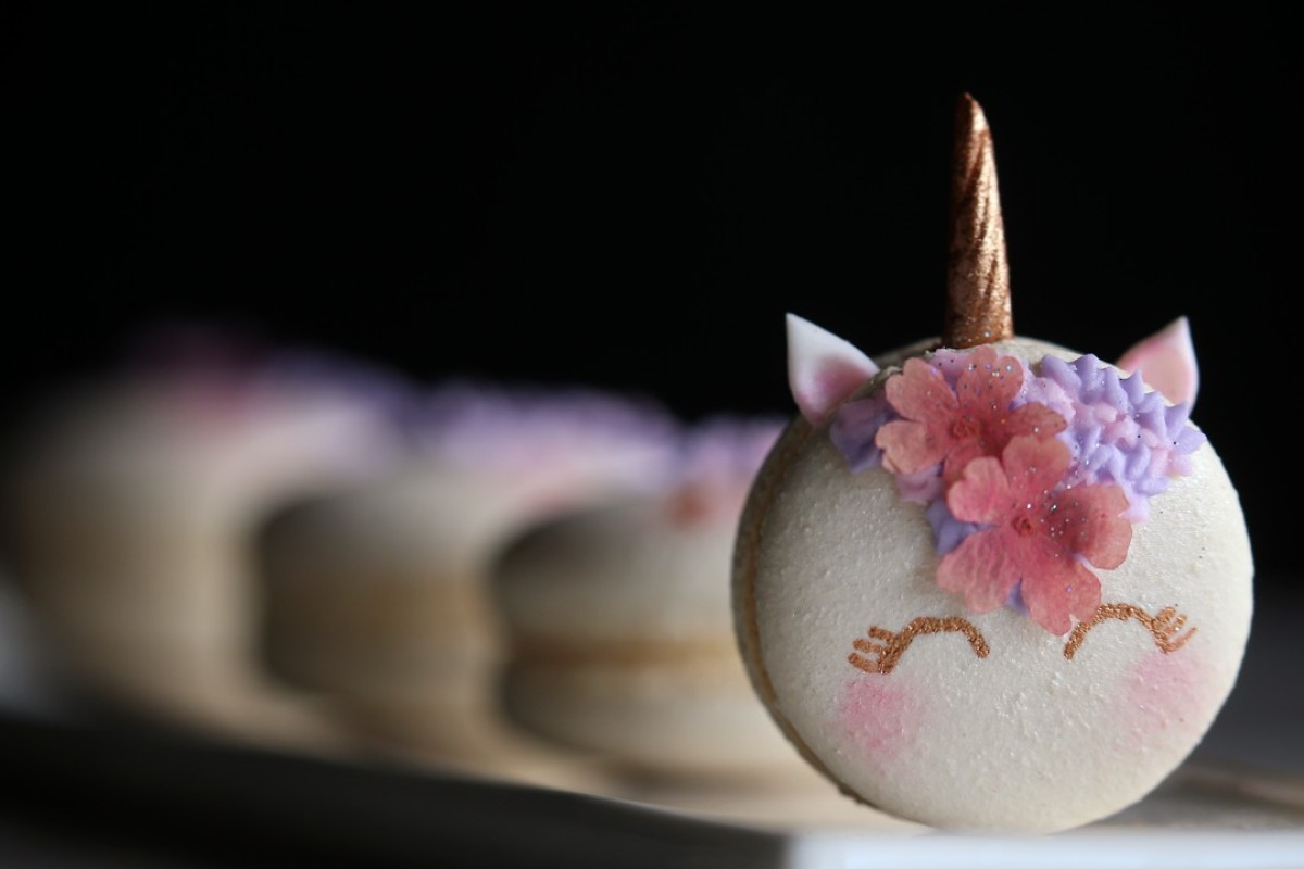 Learn how to make magical macarons: a Hong Kong baker gets creative