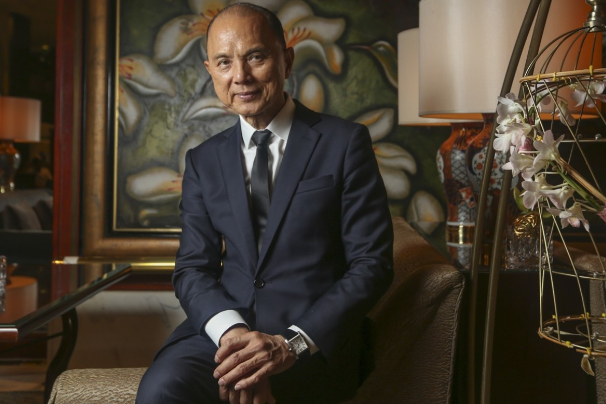 Jimmy Choo: how a boy from Penang, Malaysia, became the shoemaker of