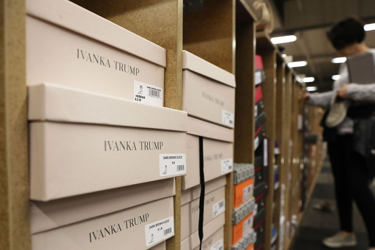 As trade war rages, the shoe biz goes on for Ivanka Trump