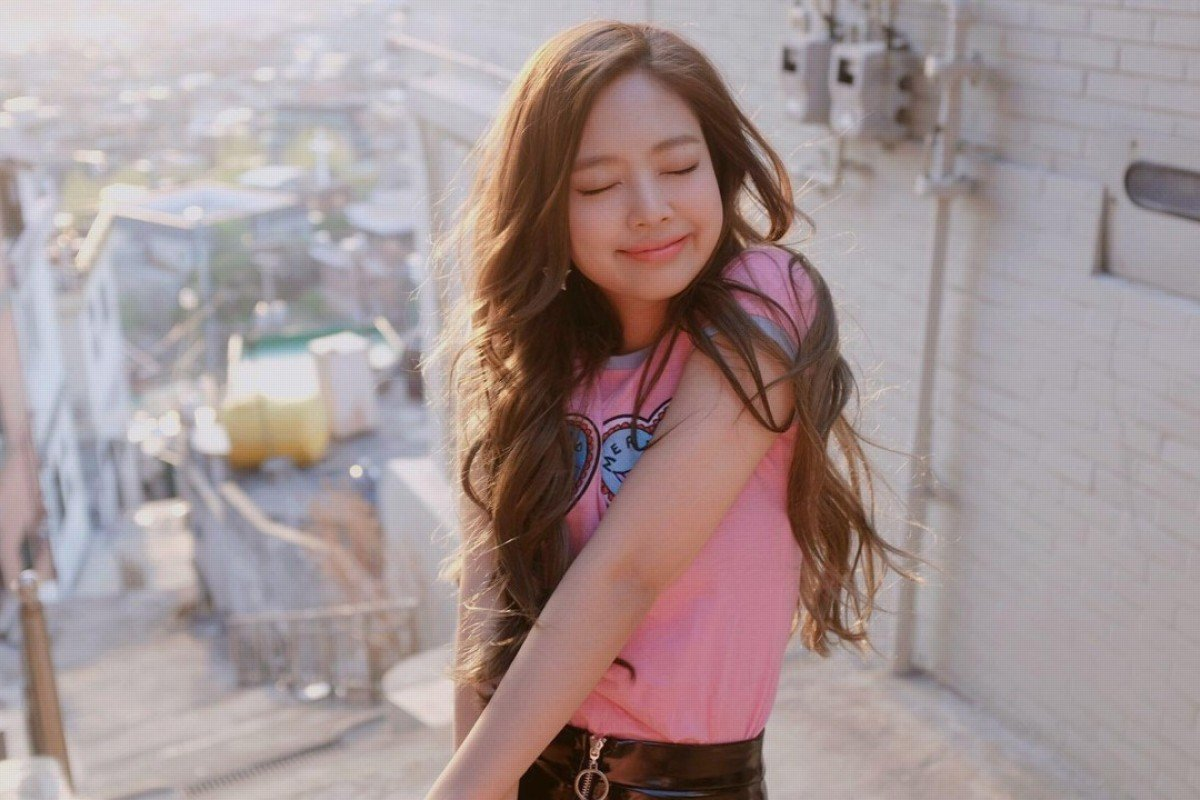 41eac9eea97ab Jennie from Blackpink – New Zealand-raised K-pop singer who, like ...