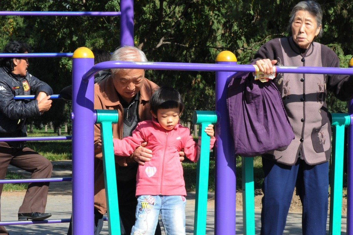 China's ageing population problem worsens as birth and