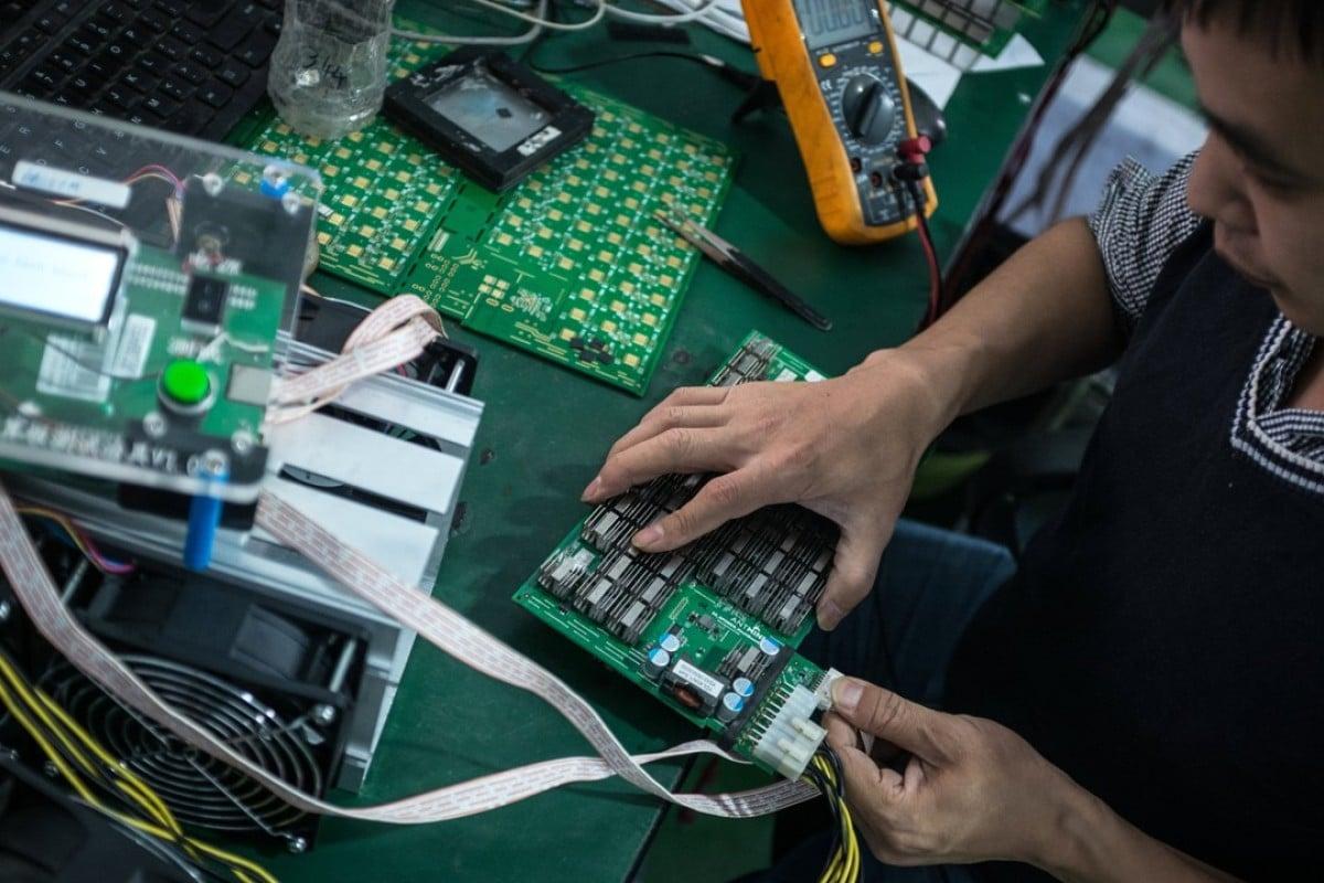 chengde tianbao mining bitcoins