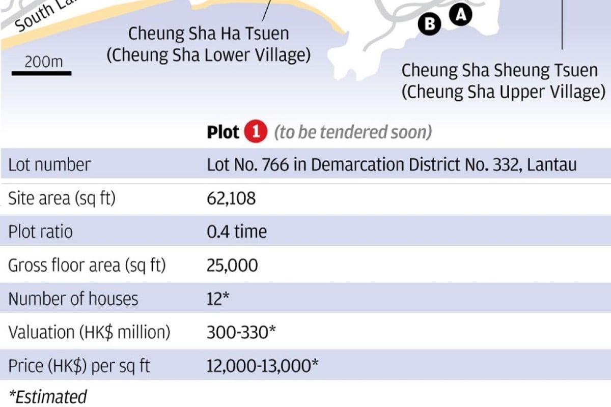 Southern Lantau Island hot property thanks to Hong Kong