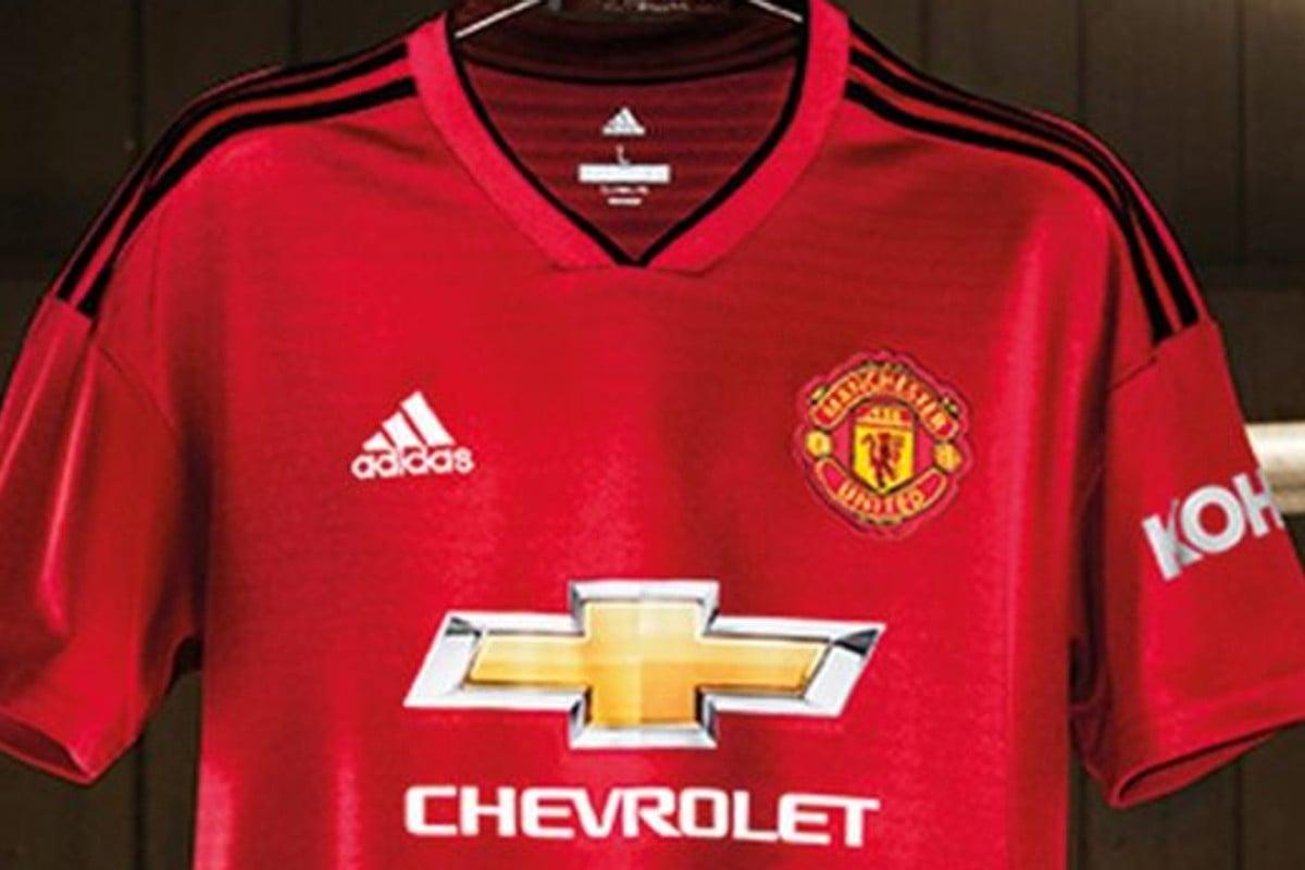 brand new e3378 046a0 manchester united kit price