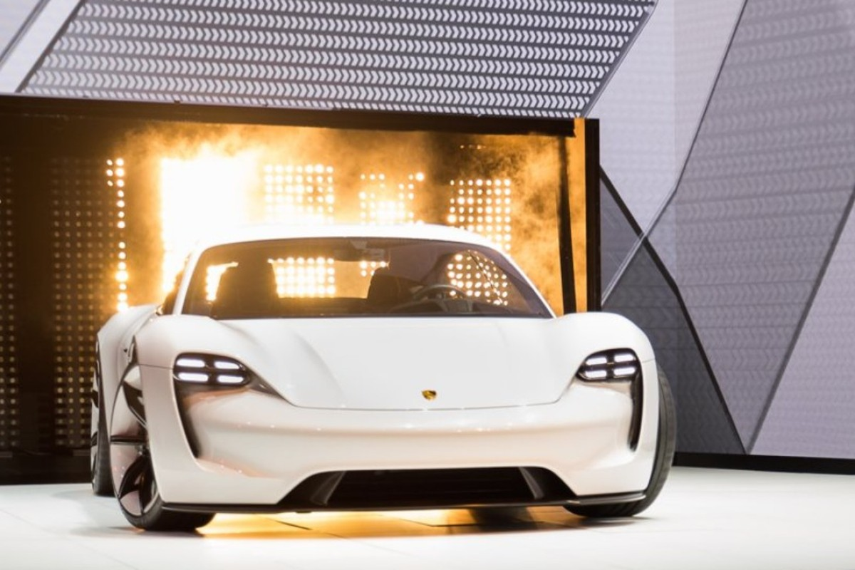 Porsche Will Begin Producing The Taycan Its First Fully Electric Car In 2019