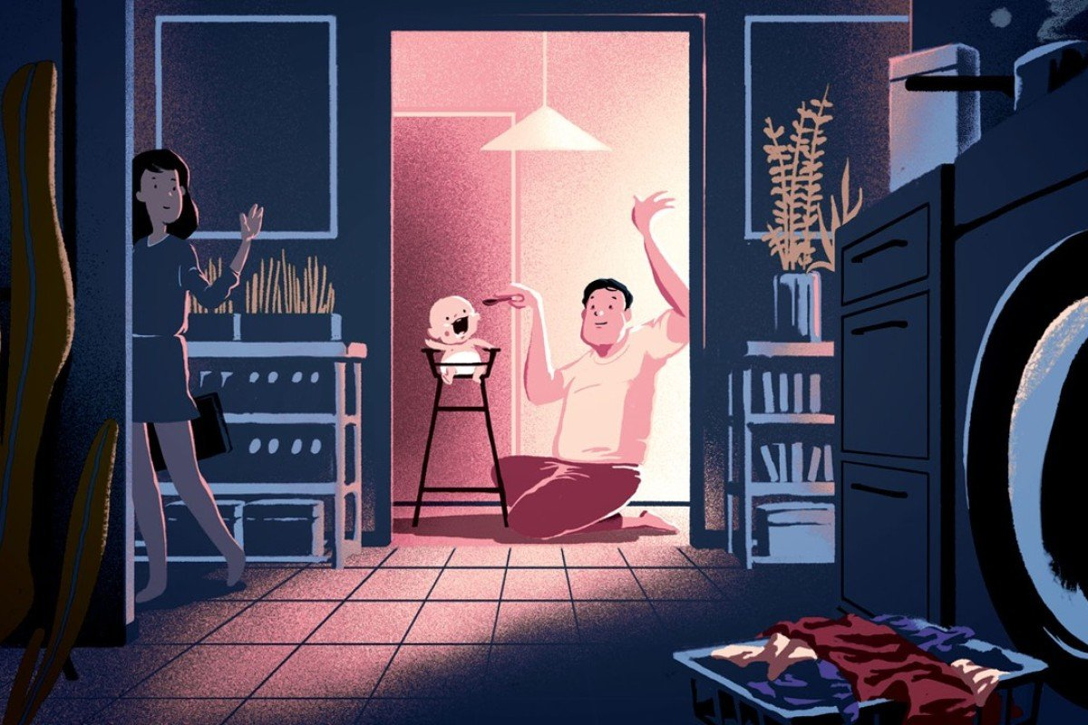 In Japan, the rise of the house husband redraws established
