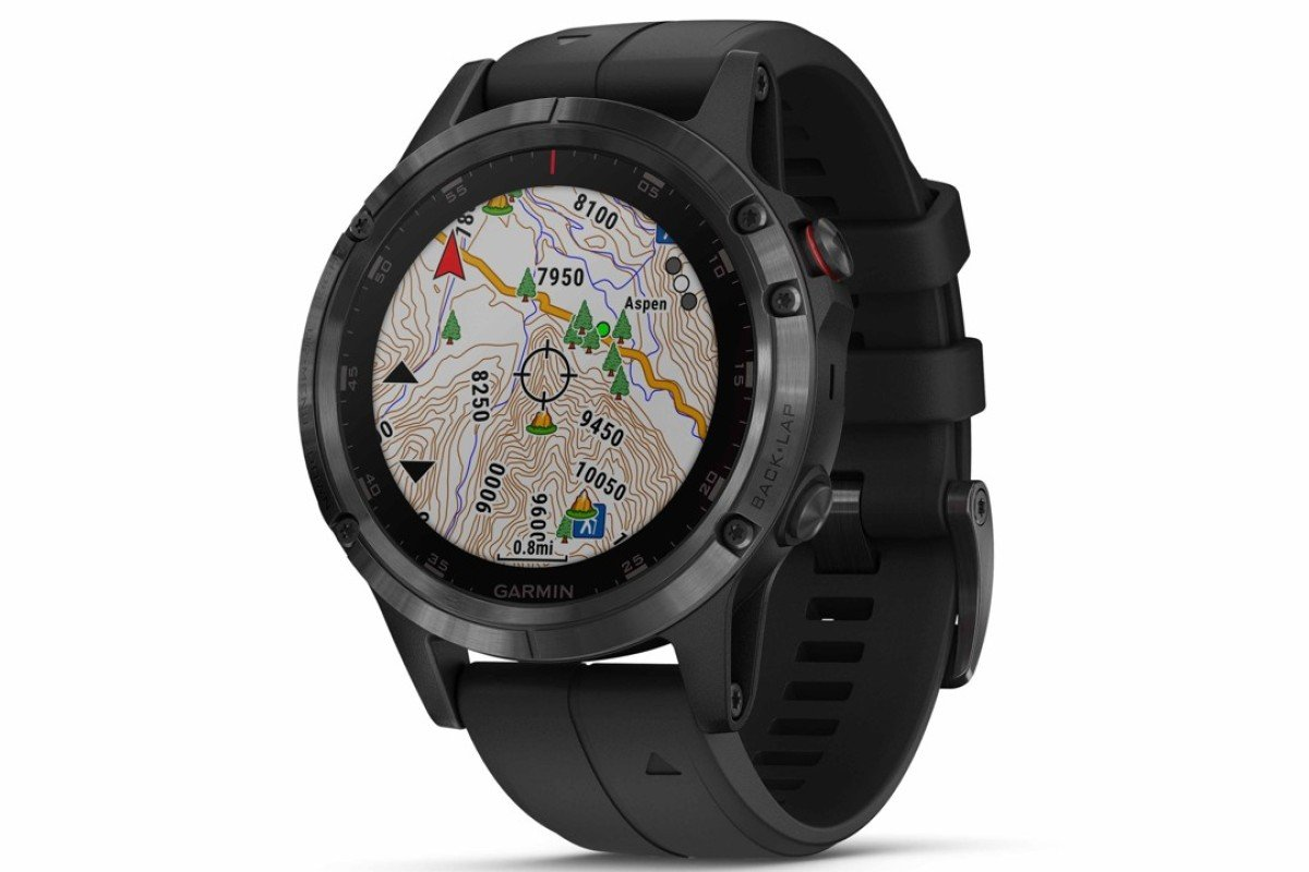 Smartwatch review: rugged Garmin Fenix 5 Plus a worthy