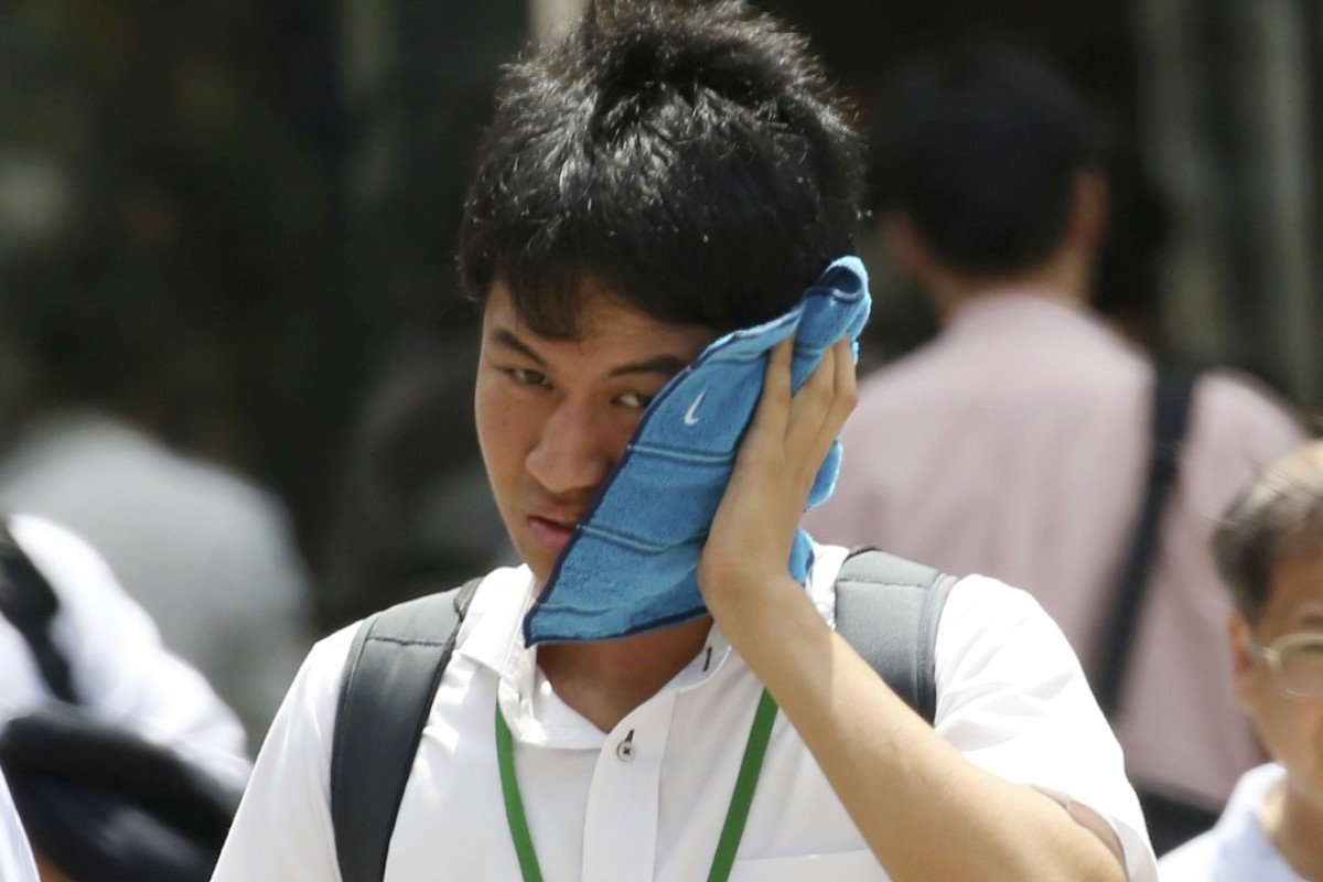 Japan's deadly heatwave now classified a 'natural disaster