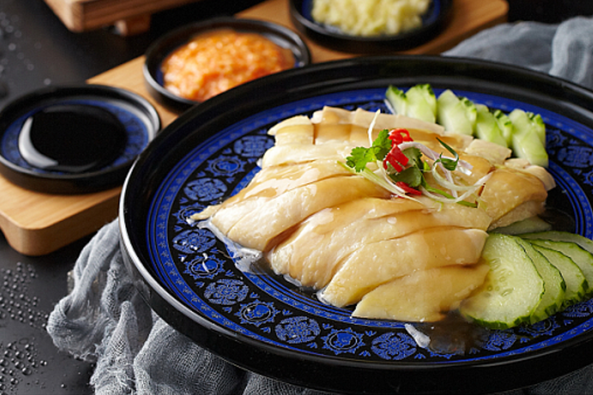 So, if Hainan chicken didn't come from Hainan, where is it from
