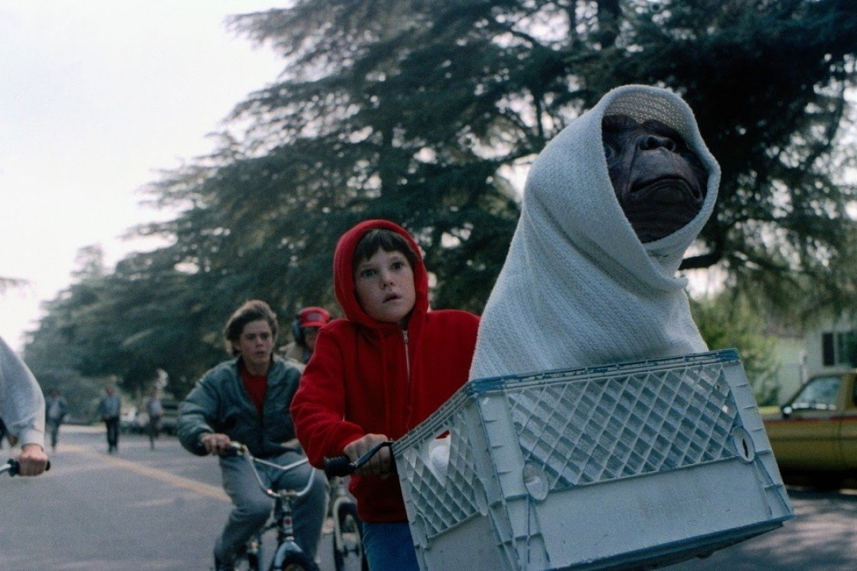 Why E.T. the Extra-Terrestrial is Steven Spielberg's most magical film |  South China Morning Post