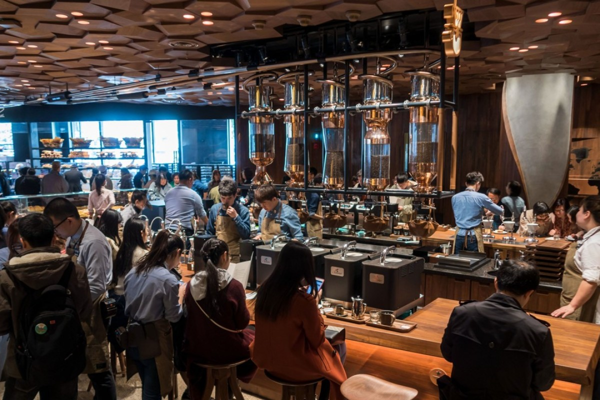 Starbucks Set To Deliver Coffee In Tie Up With Alibaba S Ele