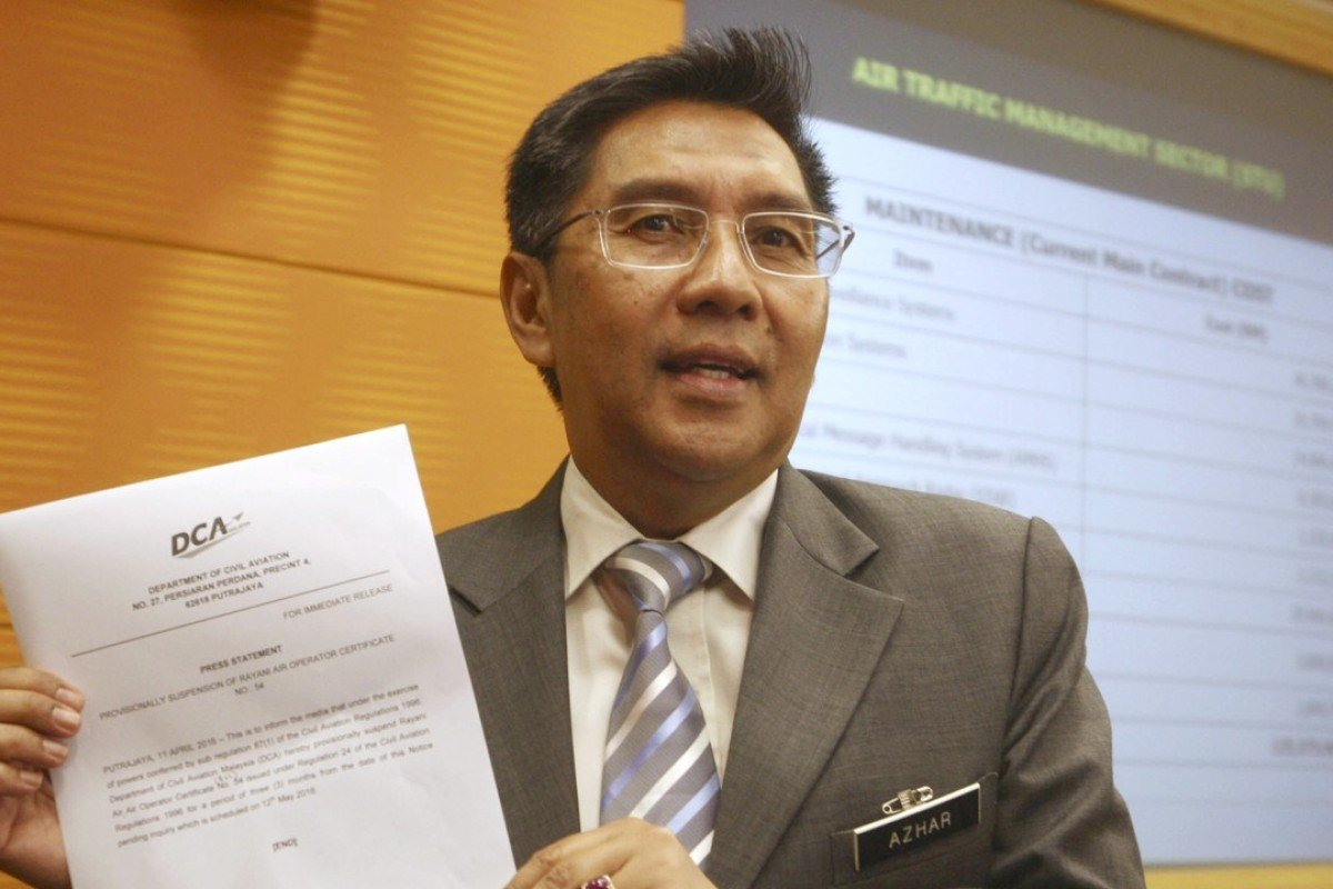 Malaysia's aviation chief quits over MH370 probe findings