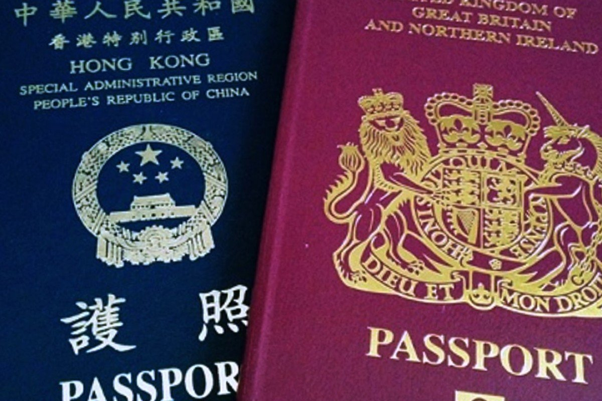 What is a British National (Overseas) passport and what is a