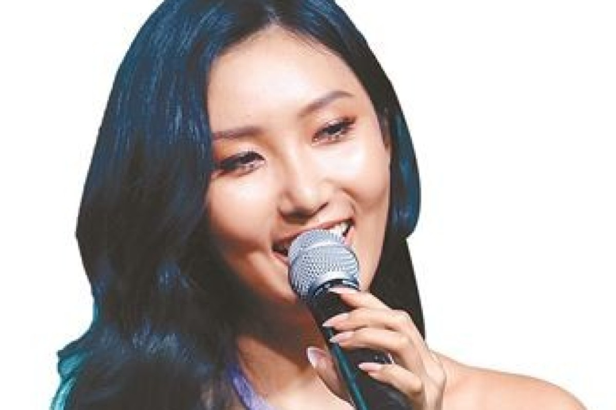 How MAMAMOO's Hwasa turned into a 'goddess' – after eating
