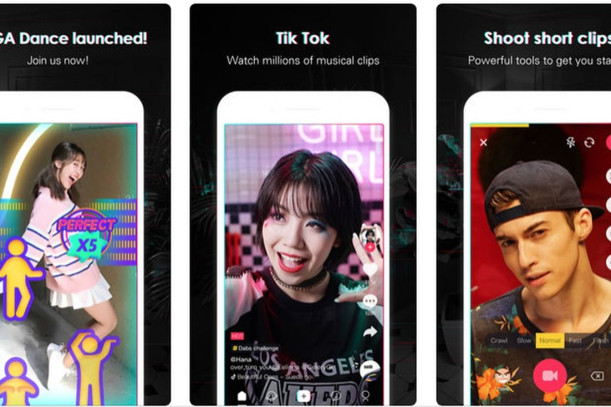 TikTok to absorb Musical ly app into one new video platform