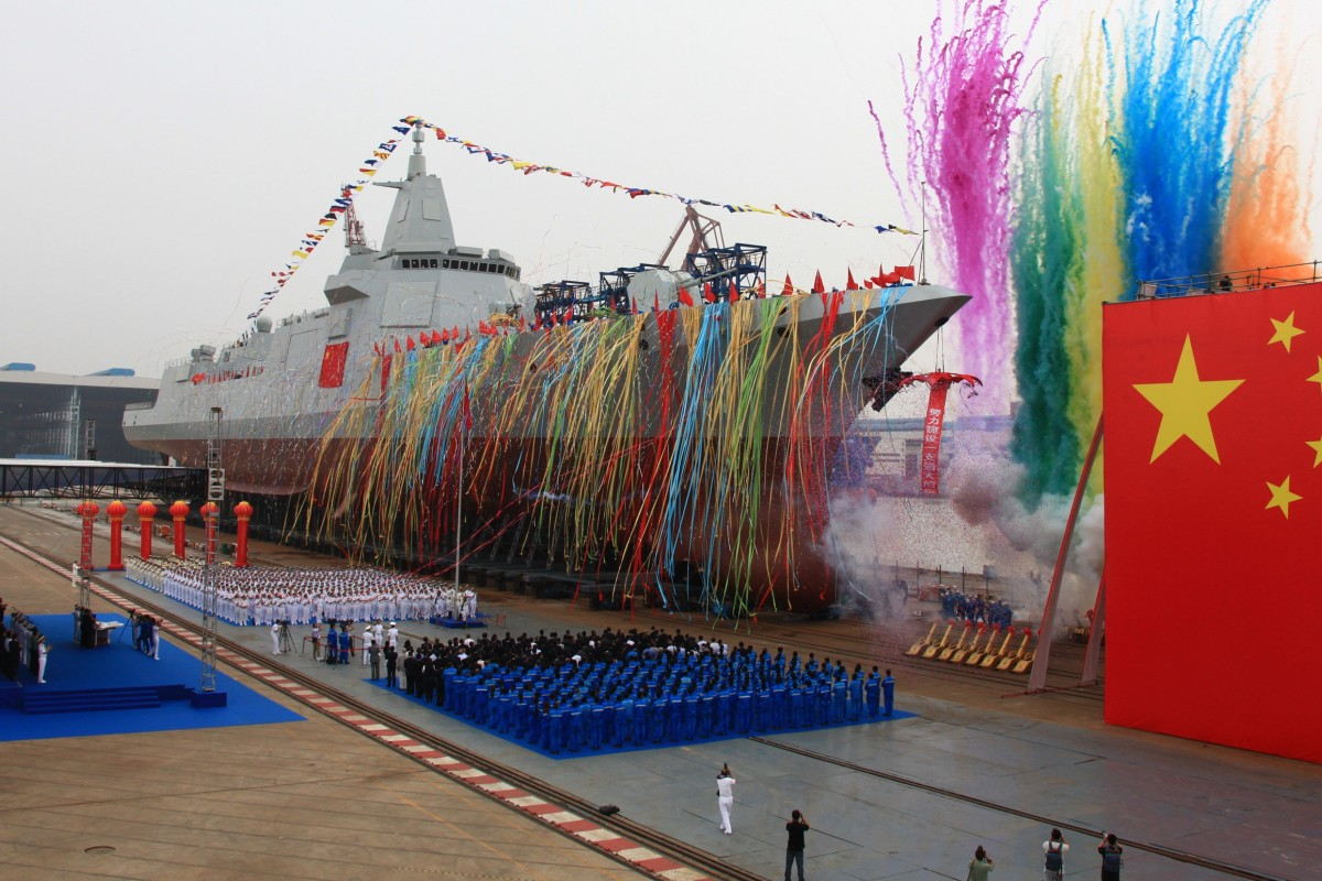 Five things to know about China's home-built Type 055
