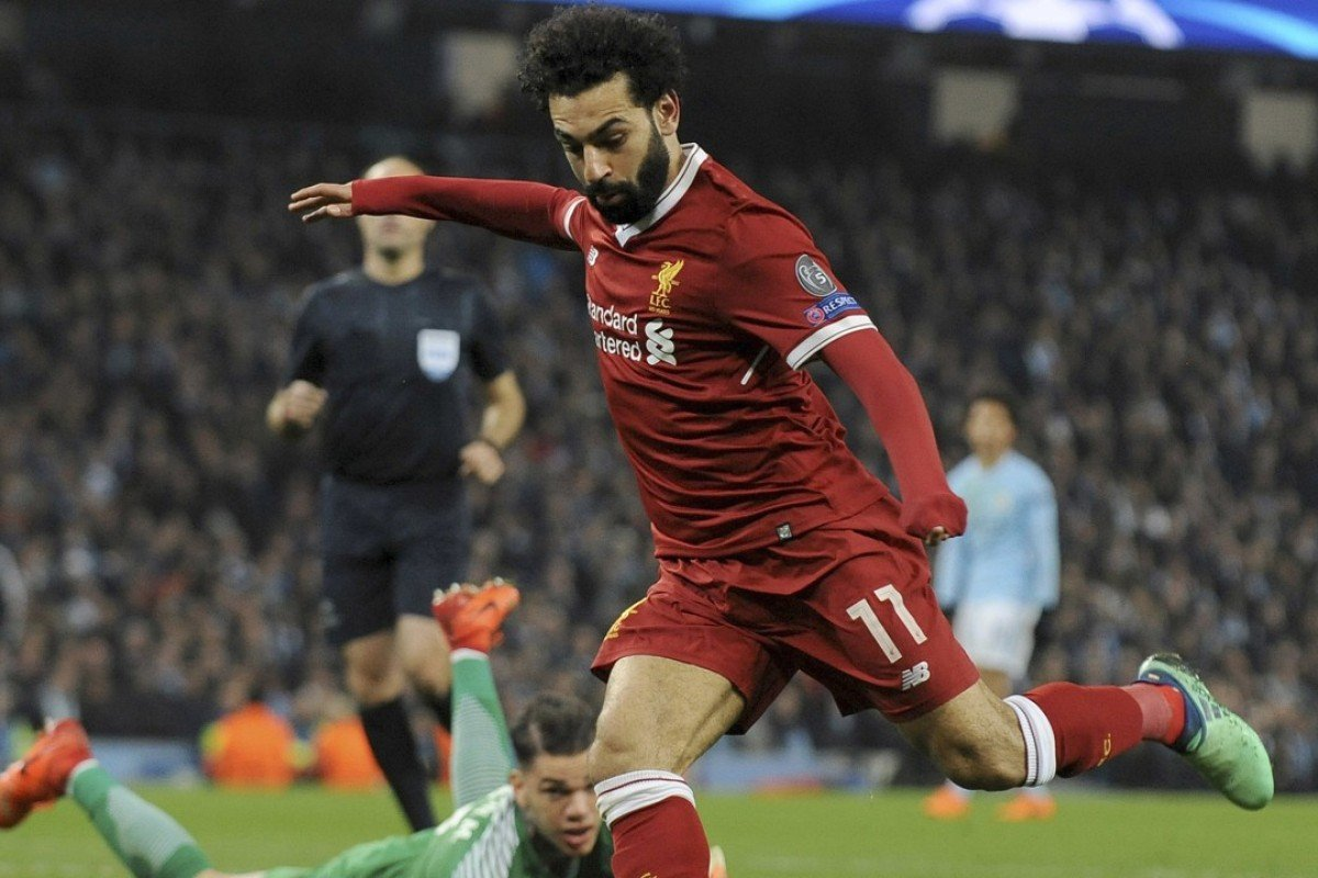 1fe8c85ba9a Mohamed Salah is the most-selected player in Fantasy Premier League teams.  Photo