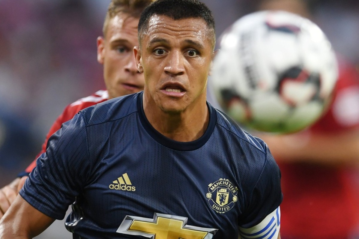 pretty nice dacb8 b3cef Manchester United star Alexis Sanchez is ready to recapture ...