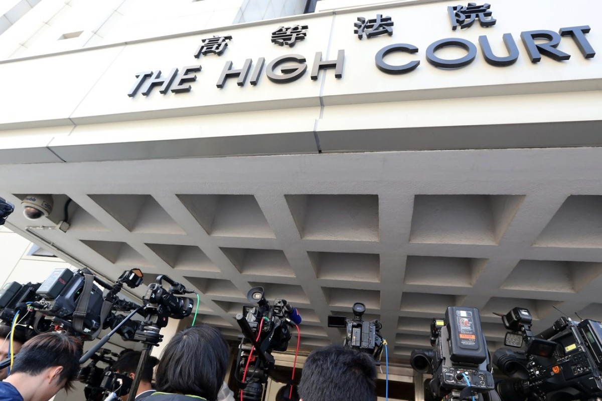 Ruling in favour of Hong Kong schoolteachers who leaked exam
