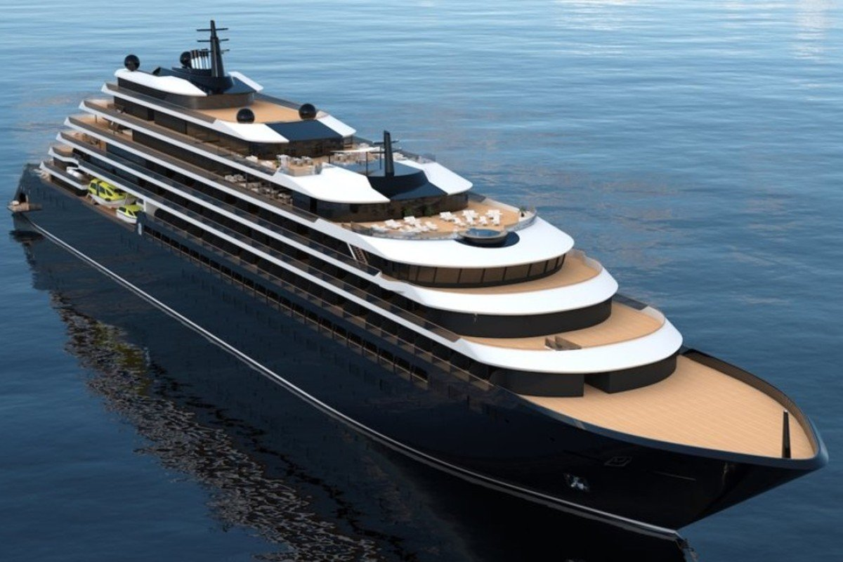 Ritz-Carlton's new cruise liners are the last word in luxury travel for the '1 per centers'