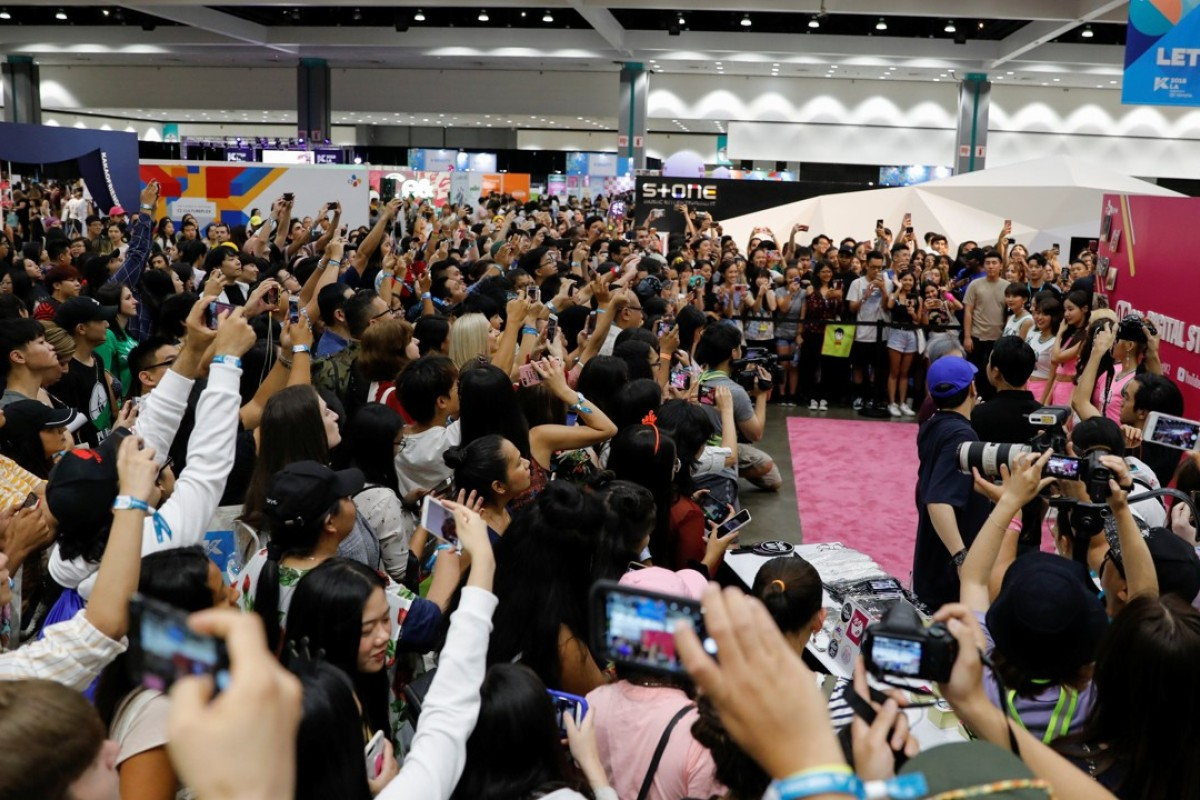 K-pop fan convention KCON faces up to mental health, truth