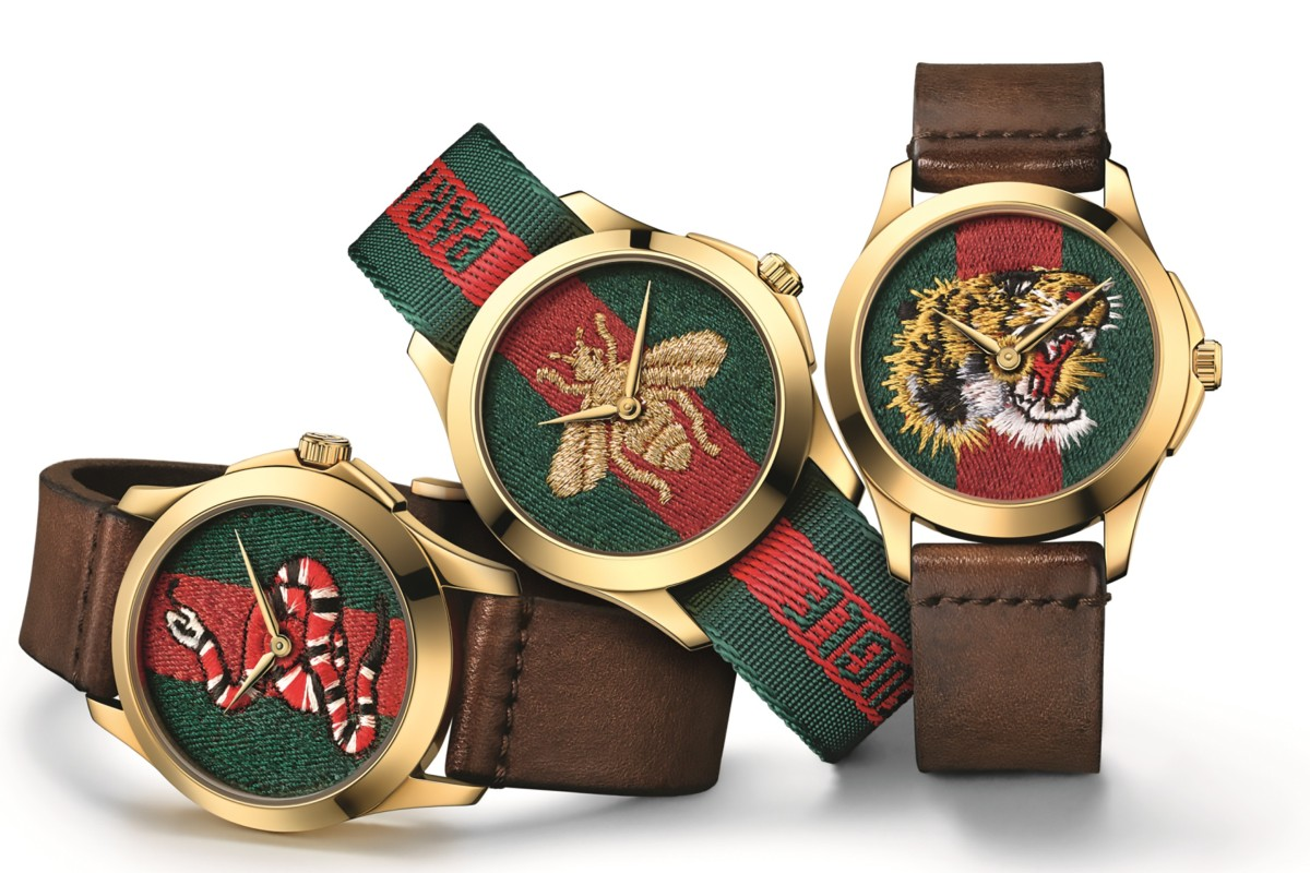 Three watches from Dior, Gucci and Ralph Lauren that prove