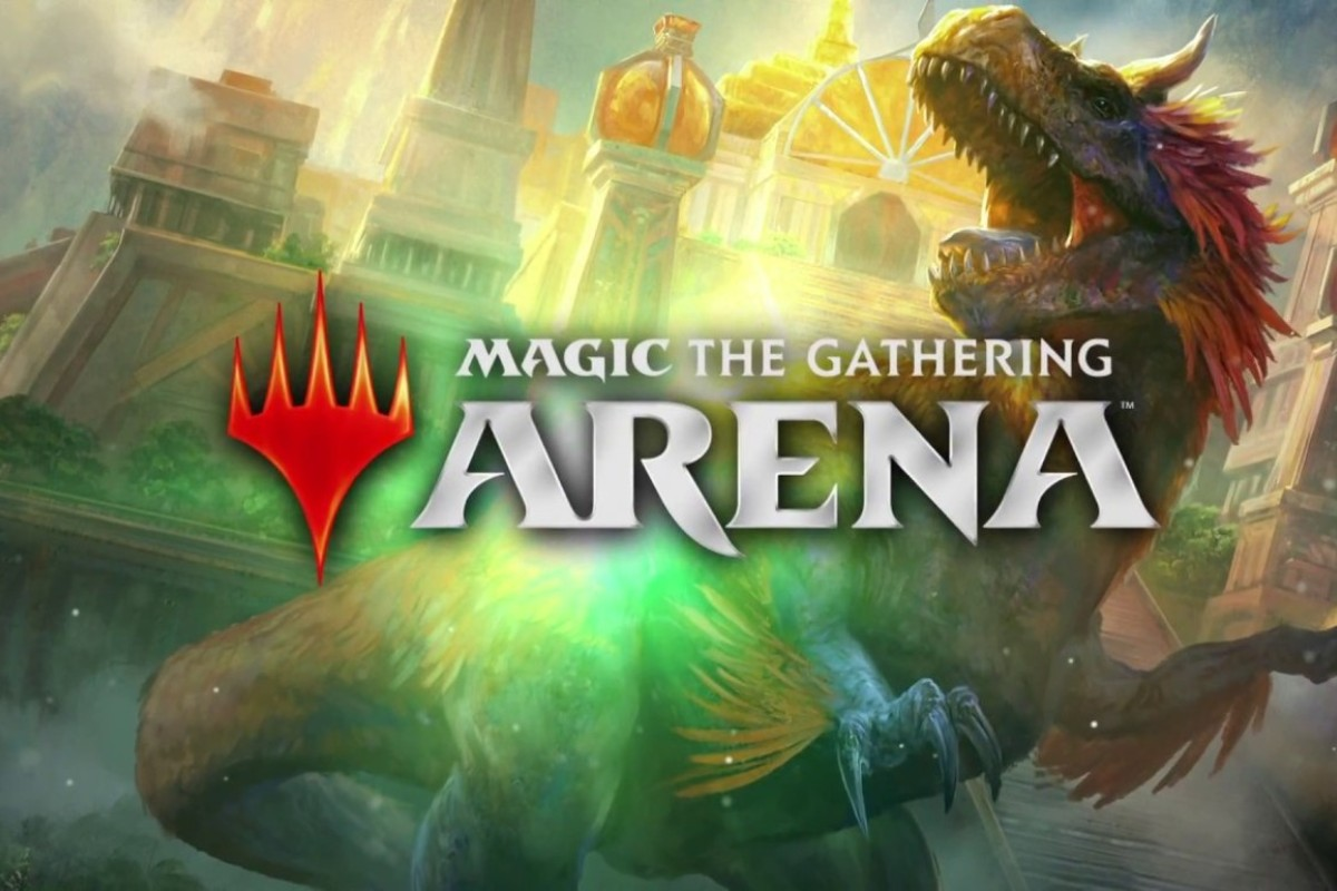 Magic: The Gathering Arena is a much better digital game