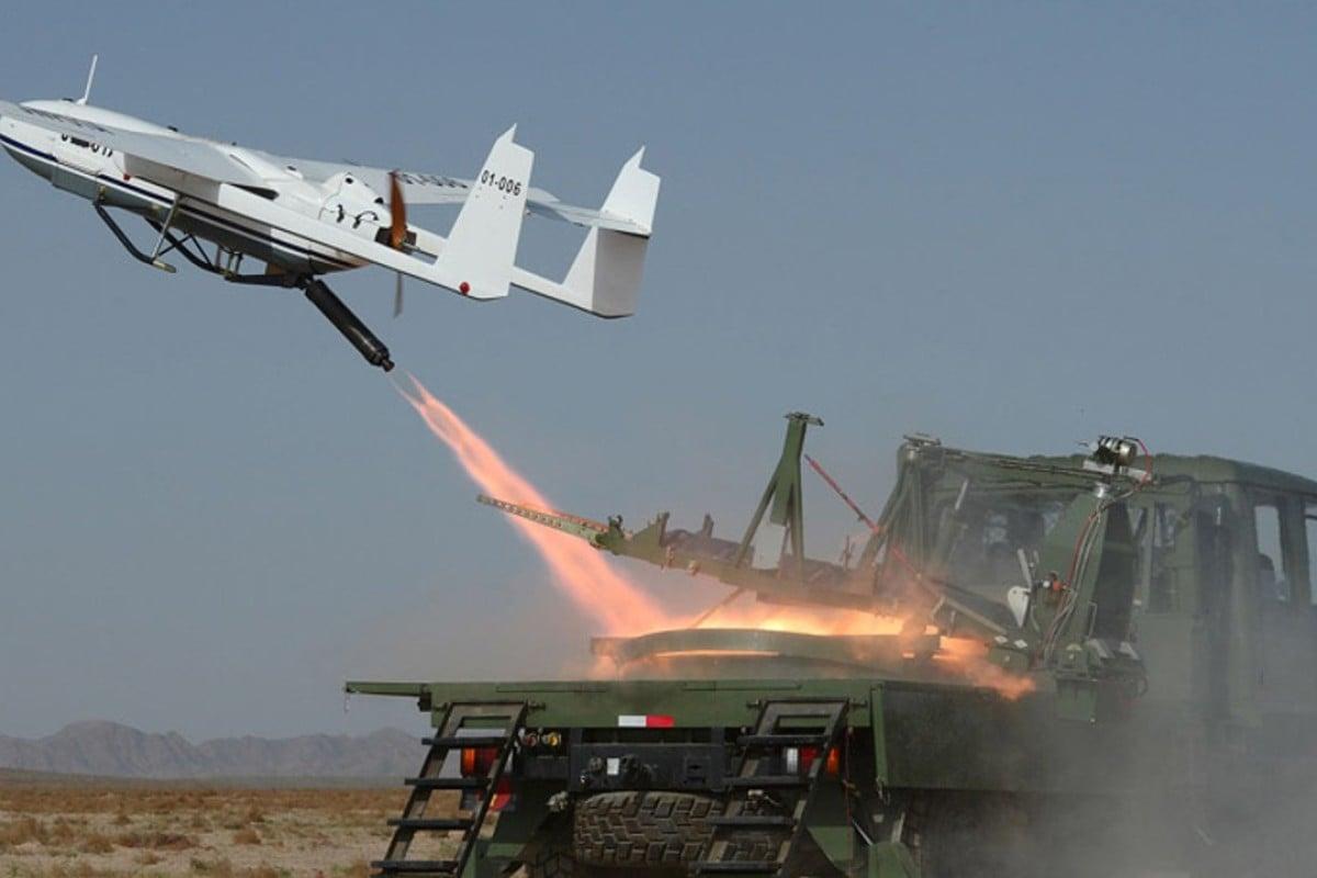 military drones