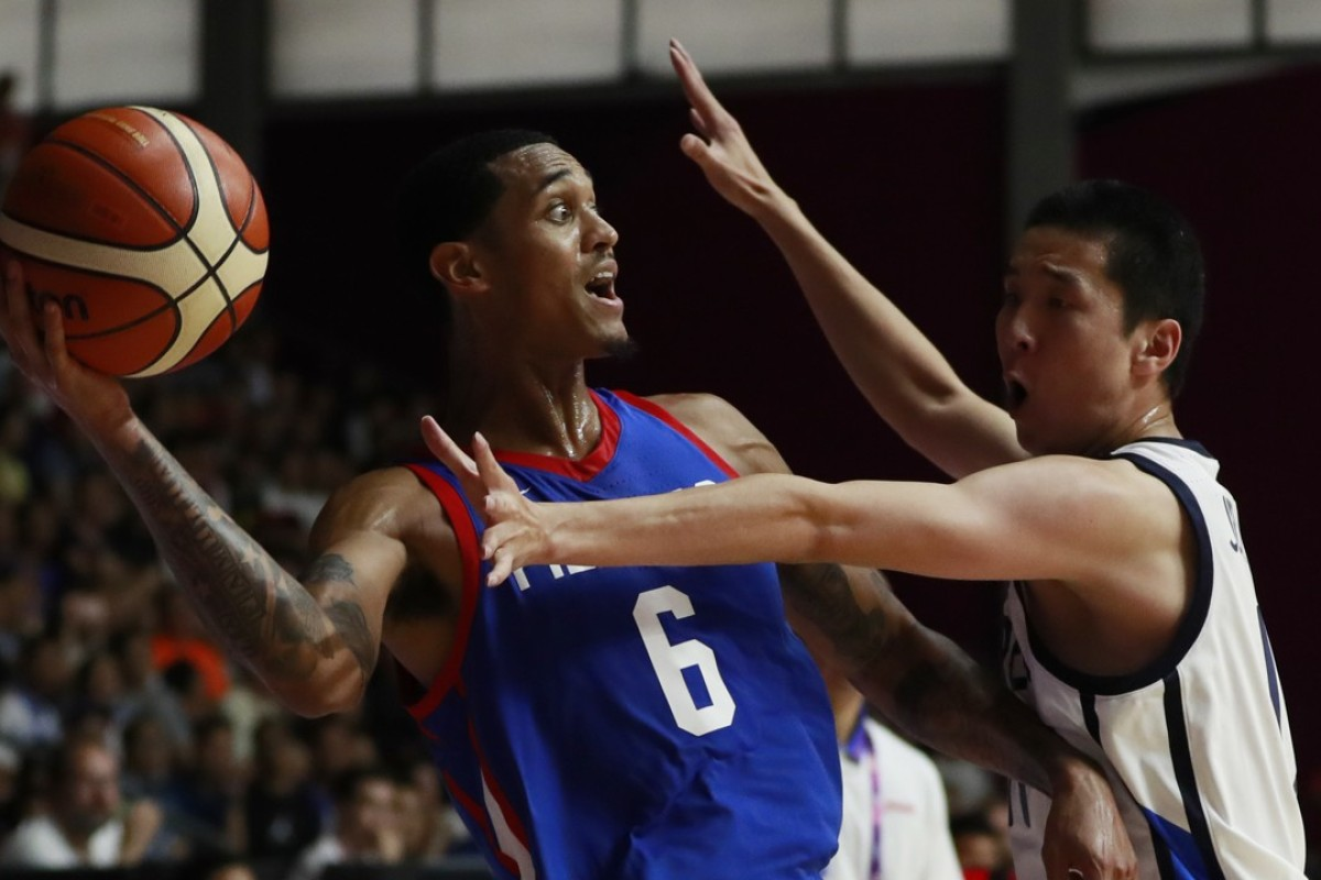 brand new a75a2 2537f Despite the best efforts of Philippines  Jordan Clarkson, Gilas were  eliminated from the basketball